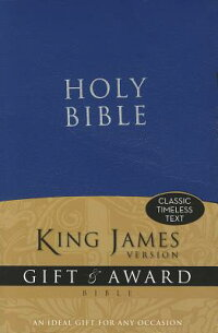 Gift&AwardBible-KJV[ZondervanBibles]