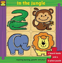 ReadandPlay:IntheJungle:InspiringLearning,Growth,andPlay![SalinaYoon]