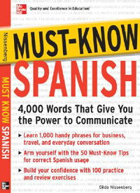 Must-Know_Spanish:_4,000_Words