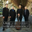 【輸入盤】New Renaissance: Los Angeles Guitar Quartet