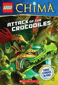 LegoLegendsofChima:AttackoftheCrocodiles(ChapterBook#1)[GregFarshtey]
