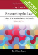 Researching the Law: Finding What You Need When You Need It