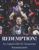 Redemption! New England's 5th NFL Championship