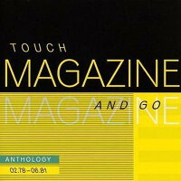 【輸入盤】TouchAndGo:Anthology02.78-06.81[Magazine(Rock)]