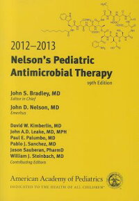 Nelson'sPediatricAntimicrobialTherapy