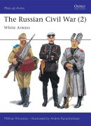 The Russian Civil War (2): White Armies