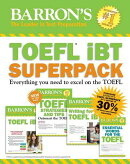 TOEFL Ibt Superpack, 3rd Edition