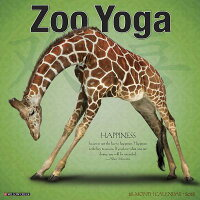 ZooYoga2018WallCalendarCAL2018-ZOOYOGAWALLCAL[WillowCreekPress]