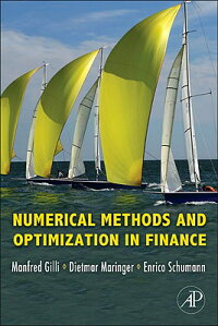 NumericalMethodsandOptimizationinFinance