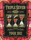 AAA TOUR 2012 -777- TRIPLE SEVEN【Blu-ray】