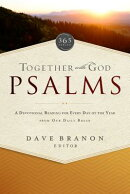 Together with God: Psalms: A Devotional Reading for Every Day of the Year from Our Daily Bread
