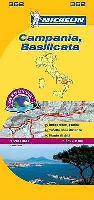 Michelin:Campania,Basilicata[Michelin]