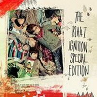 THEB1A4IIGNITIONSPECIALEDITION韓国盤