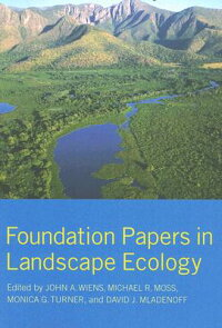 FoundationPapersinLandscapeEcology[JohnA.Wiens]