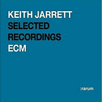 【輸入盤】SelectedRecordings-:Rarum1[KeithJarrett]
