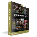 DRUM MIDI 6PACK DMD6P