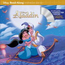 ALADDIN READ-ALONG STORYBOOK(P W/CD)