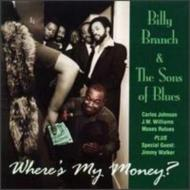 【輸入盤】Where'sMyMoney[BillyBranch]