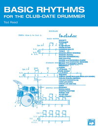 【輸入楽譜】リード,Ted:BasicRhythmsfortheClub-DateDrummer[リード,Ted]