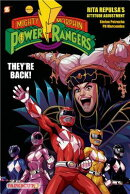 Mighty Morphin Power Rangers #1: Rita Repulsa's Attitude Adjustment