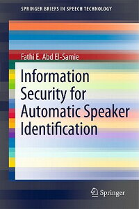 InformationSecurityforAutomaticSpeakerIdentification
