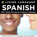 Living Language: Spanish Day-To-Day Calendar