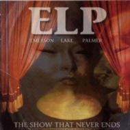 【輸入盤】ShowThatNeverEnds[Emerson,Lake&Palmer]