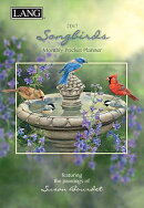 Cal 2017 Songbirds 2017 Monthly Pocket Planner