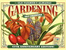 The Old Farmer's Almanac 2017 Gardening Calendar