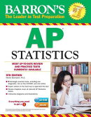 Barron's AP Statistics , 9th Edition [With CDROM]
