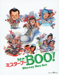 Mr.BOO!ブルーレイBox-set【Blu-ray】