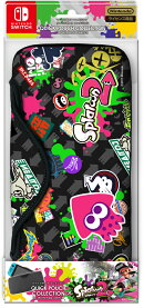 QUICK POUCH COLLECTION for Nintendo Switch (Splatoon2 Type-B)