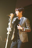 "JUNG YONG HWA 1st CONCERT in JAPAN""One Fine Day"" Live at BUDOKAN"