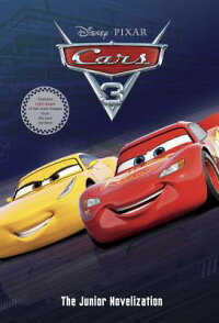 Cars3JuniorNovelization(Disney/PixarCars3)CARS3JRNOVELIZATION(DISNEY(JuniorNovel)[RhDisney]