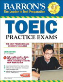 Barron's Toeic Practice Exams with MP3 CD, 3rd Edition