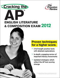 CrackingtheAPEnglishLiterature&CompositionExam,2012Edition