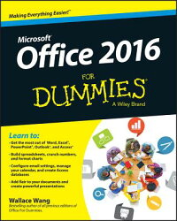 Office2016forDummies[WallaceWang]