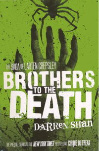 BrotherstotheDeath[DarrenShan]
