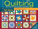 Quilting Block & Pattern-A-Day 2017 Calendar