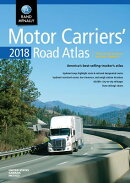 2018 Rand McNally Motor Carriers' Road Atlas: McRa