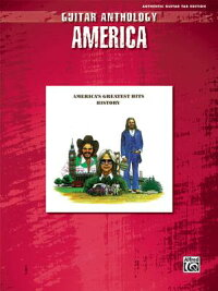 America_--_Guitar_Anthology:_A