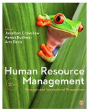 Human Resource Management: Strategic and International Perspectives