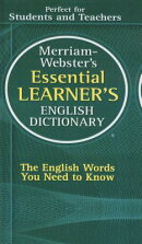 Merriam-Webster's Essential Learner's Dictionary