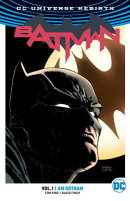 Batman, Volume 1: I Am Gotham (Rebirth)