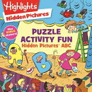 Hidden Pictures(r) ABC Puzzles