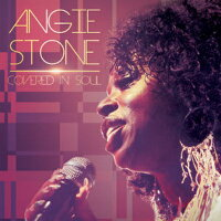 【輸入盤】CoveredInSoul[AngieStone]