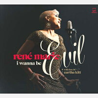 【輸入盤】IWannaBeEvil(WithLoveToEarthaKitt)[ReneMarie]