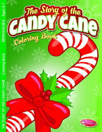 TheStoryoftheCandyCane:ChristmasColoringBookforAges4-7(Pkof6)[WarnerPress]