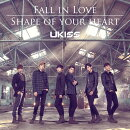 Fall in Love / Shape of your heart(ジャケットA 初回生産限定盤 CD+DVD)