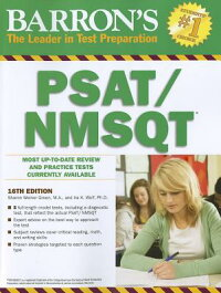Barron'sPSAT/NMSQT,16thEdition
